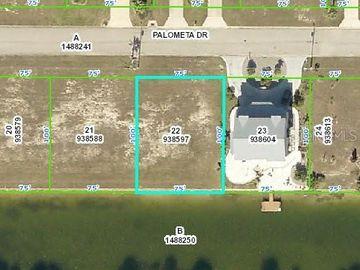 3392 PALOMETA DRIVE, Hernando Beach, FL, 34607,