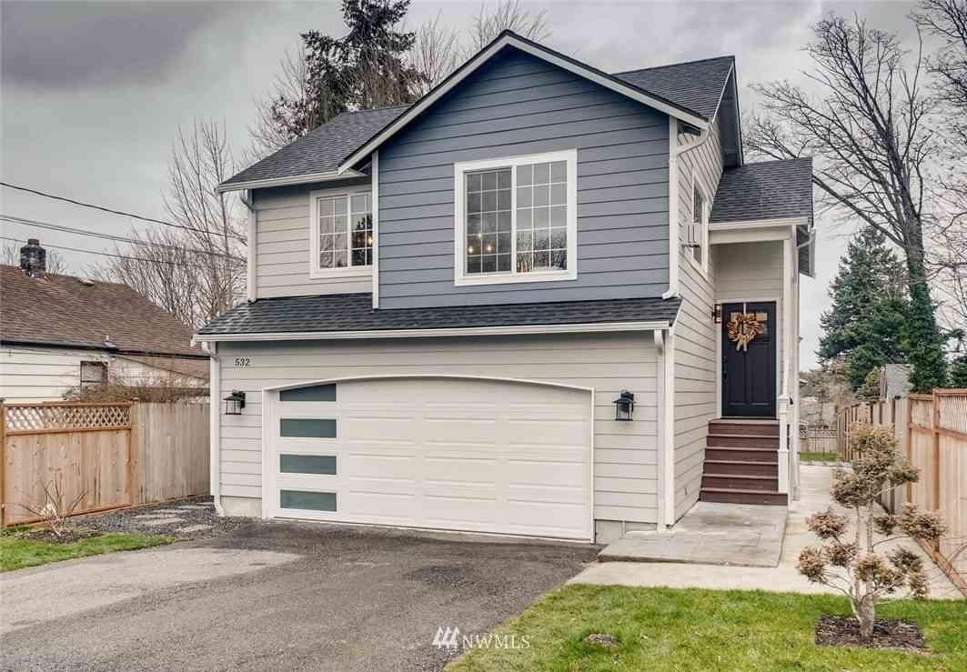 532 NE 98th Street, Seattle, WA, 98115,