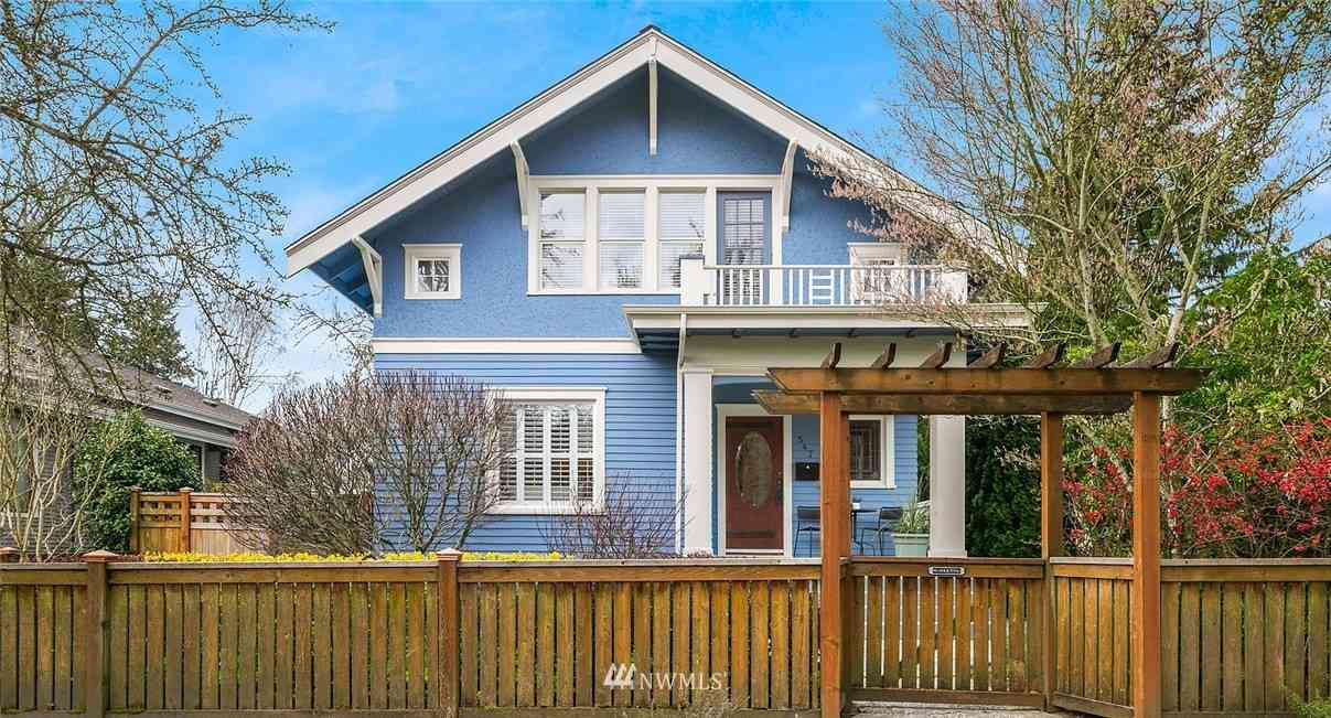 547 31st Avenue, Seattle, WA, 98122,