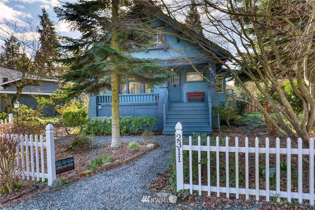 2311 N 122nd Street, Seattle, WA, 98133,