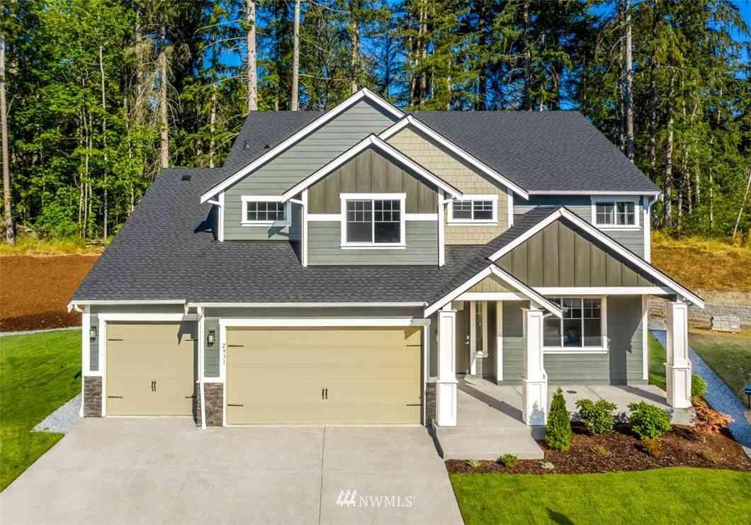 13233 SE 264th Place #lot 4, Kent, WA, 98042,