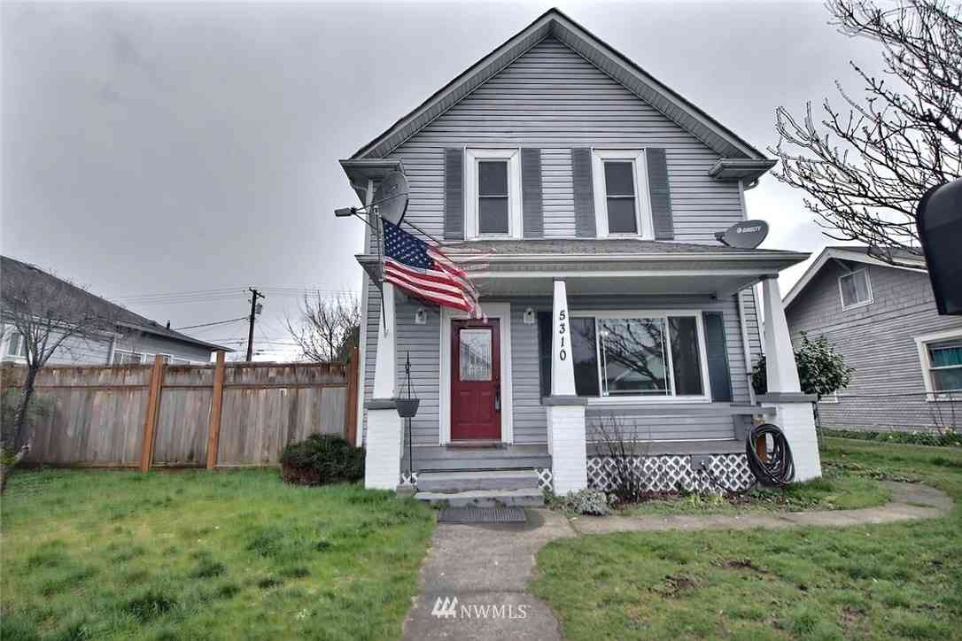 5310 S Oakes Street, Tacoma, WA, 98409,