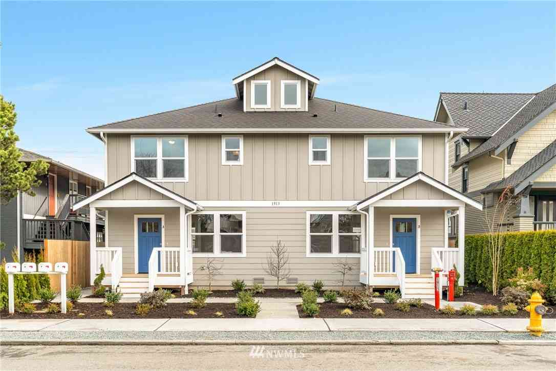 1913 Hoyt Avenue #B, Everett, WA, 98201,