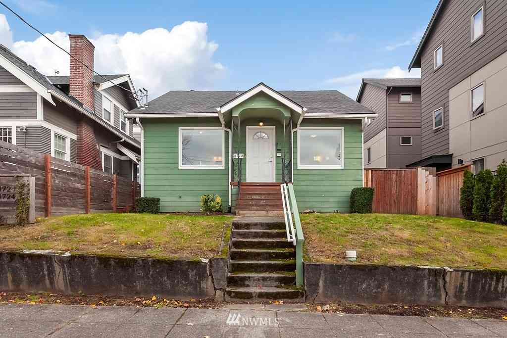 4722 8th Avenue NE, Seattle, WA, 98105,