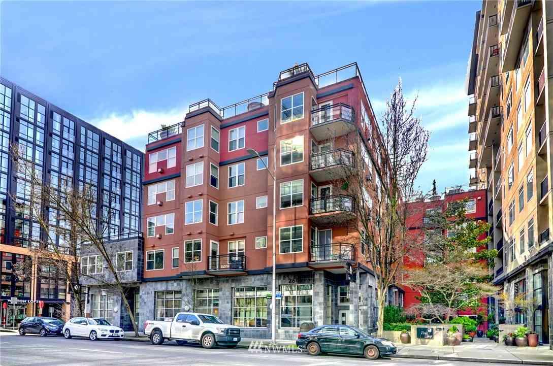 2607 Western Avenue #358, Seattle, WA, 98121,