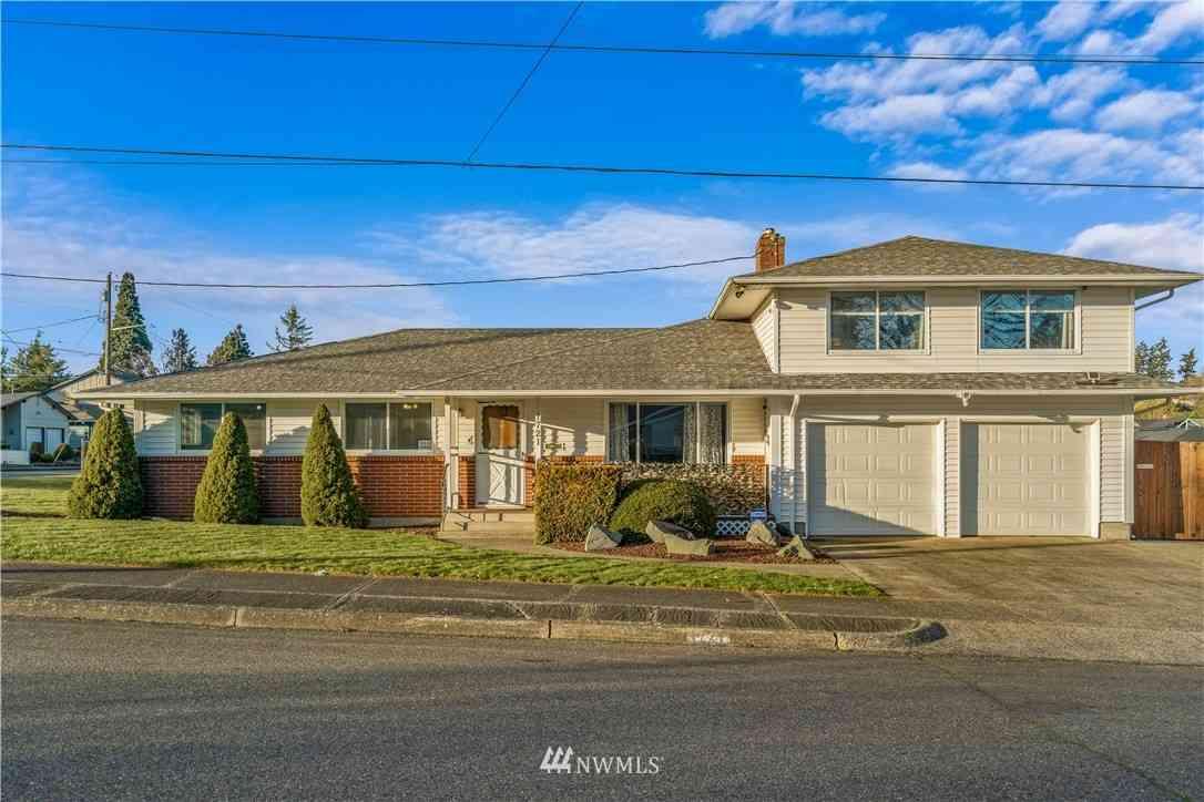1721 S 80th Street, Tacoma, WA, 98408,