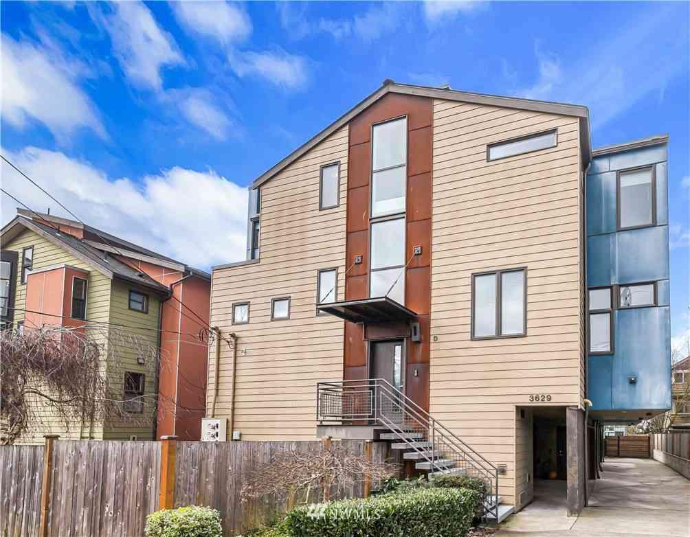 3629 Dayton Avenue N #D, Seattle, WA, 98103,