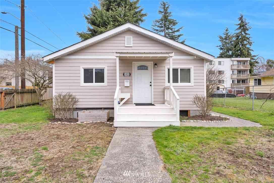 1022 SW Portland Street, Seattle, WA, 98106,