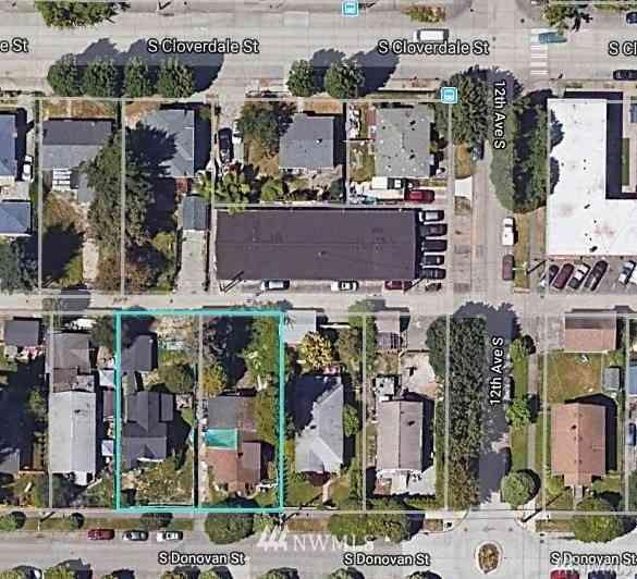 1040 S Donovan Street, Seattle, WA, 98108,