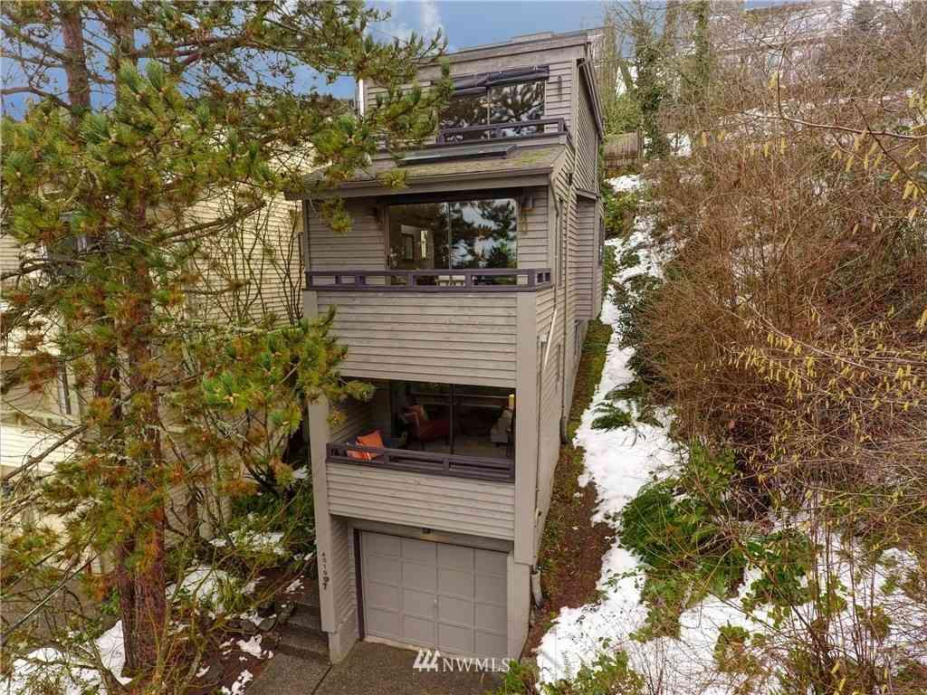4018 57th Avenue SW, Seattle, WA, 98116,