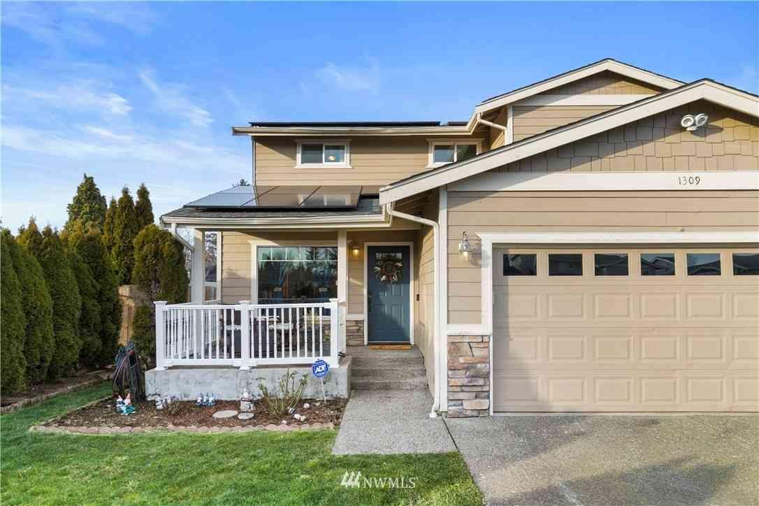 1309 E 58th Street, Tacoma, WA, 98404,