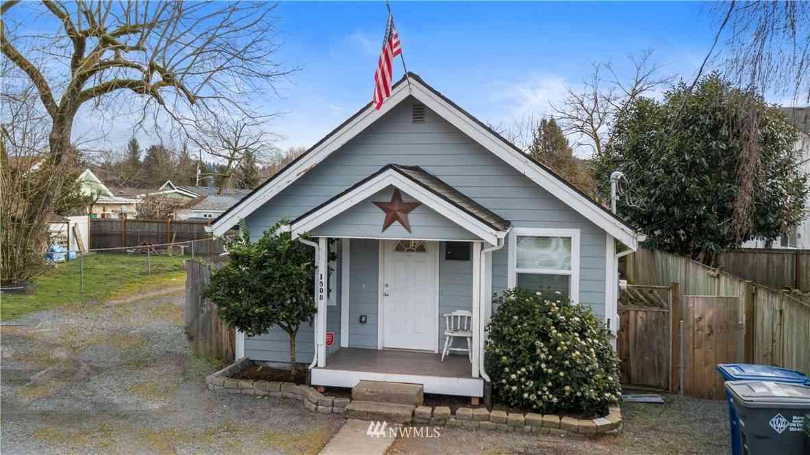 1508 5th Avenue SE, Puyallup, WA, 98372,