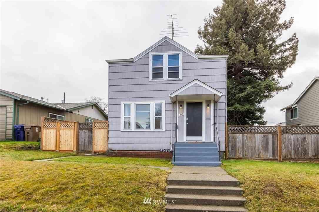 3014 S 13th Street, Tacoma, WA, 98405,