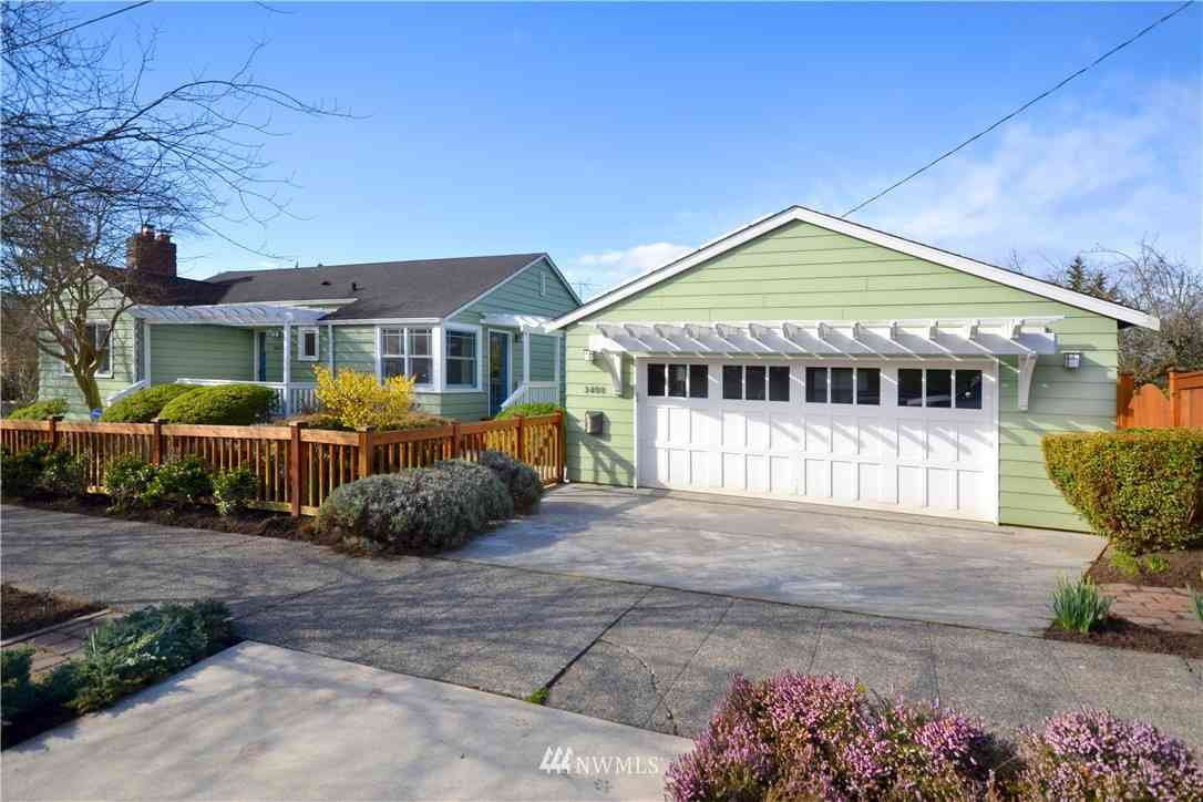 3400 NW 57th Street, Seattle, WA, 98107,