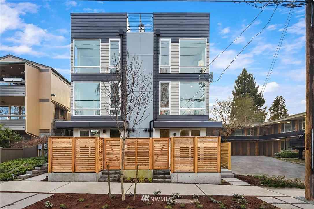 6539 4th Avenue NE #F, Seattle, WA, 98115,