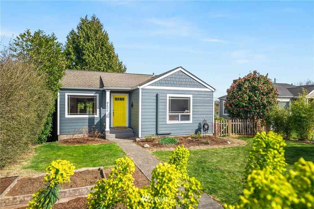 8608 36th Avenue SW, Seattle, WA, 98126,