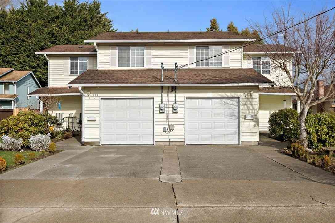 713 8th Avenue Pl NW, Puyallup, WA, 98371,