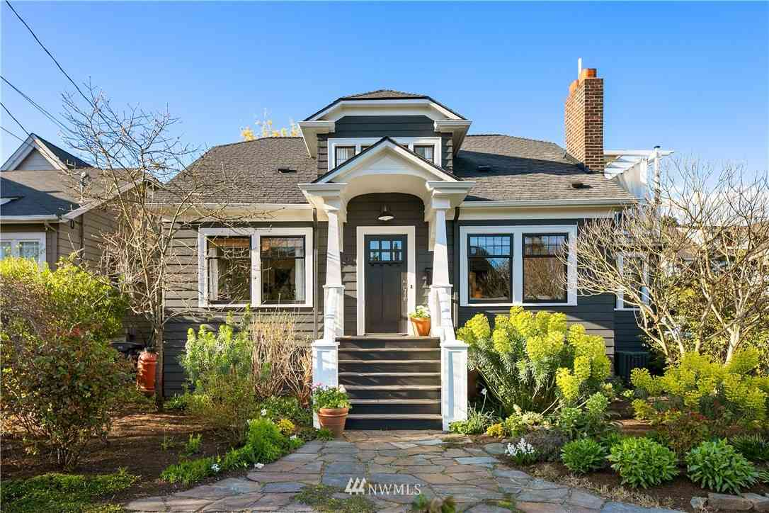 846 NE 81st St Street, Seattle, WA, 98115,