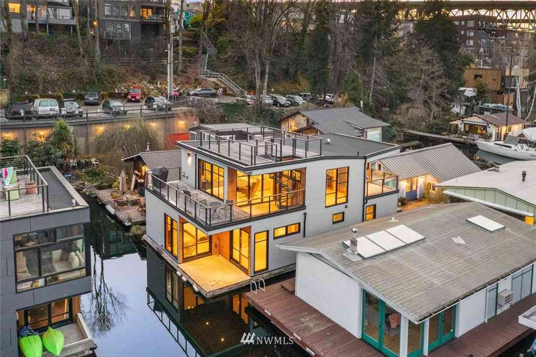 3146 Portage Bay E #G, Seattle, WA, 98102,
