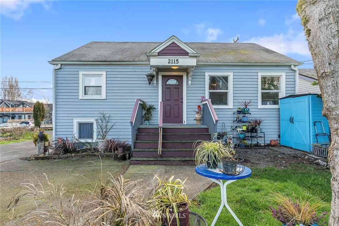 2115 Wetmore Avenue, Everett, WA, 98201,
