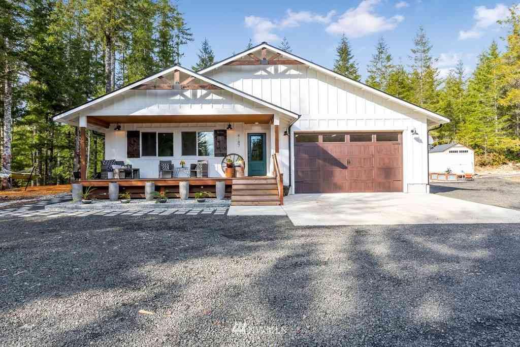 4187 E Mason Lake Drive W, Grapeview, WA, 98546,