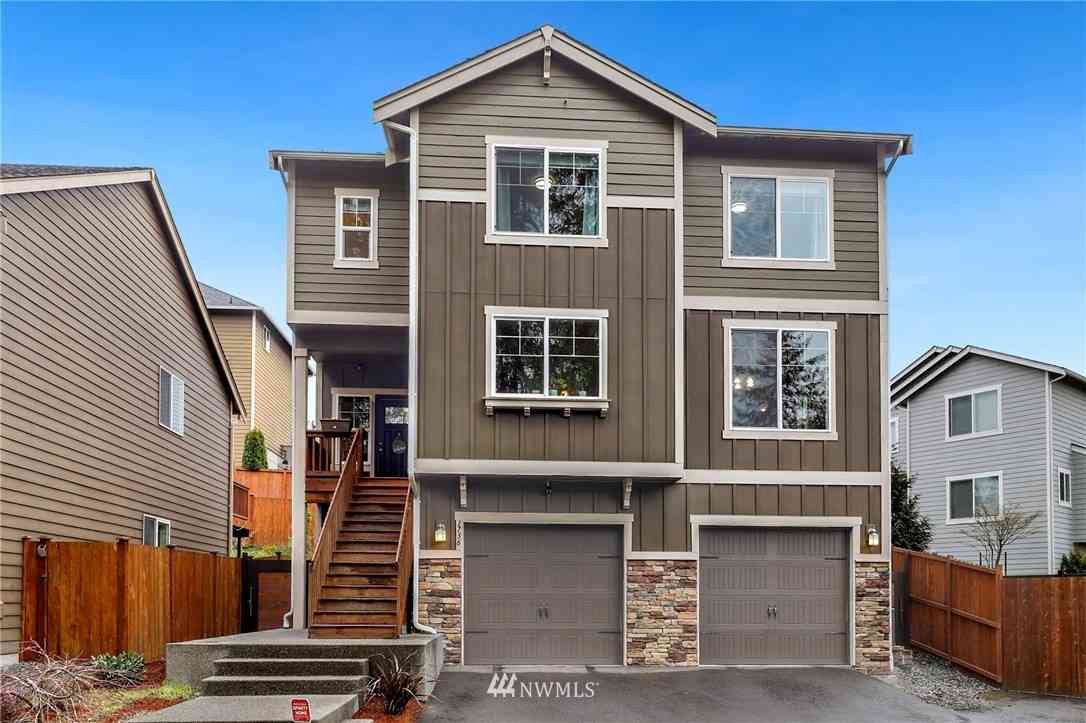 1736 Pierce Avenue NE, Renton, WA, 98056,