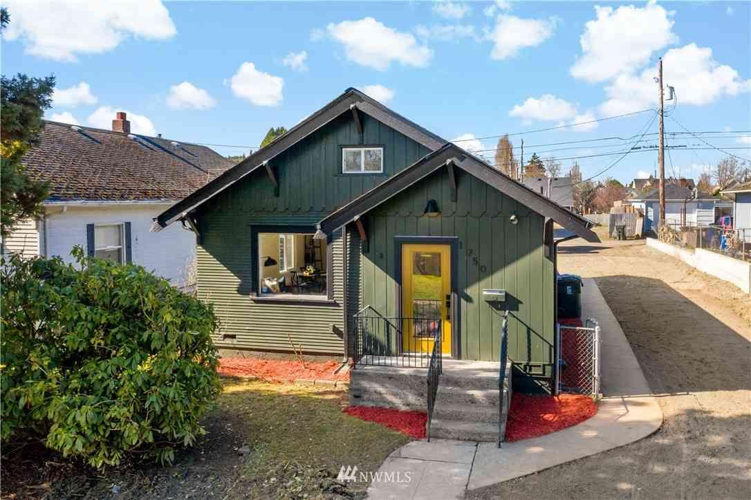 1750 S Sheridan Avenue, Tacoma, WA, 98405,