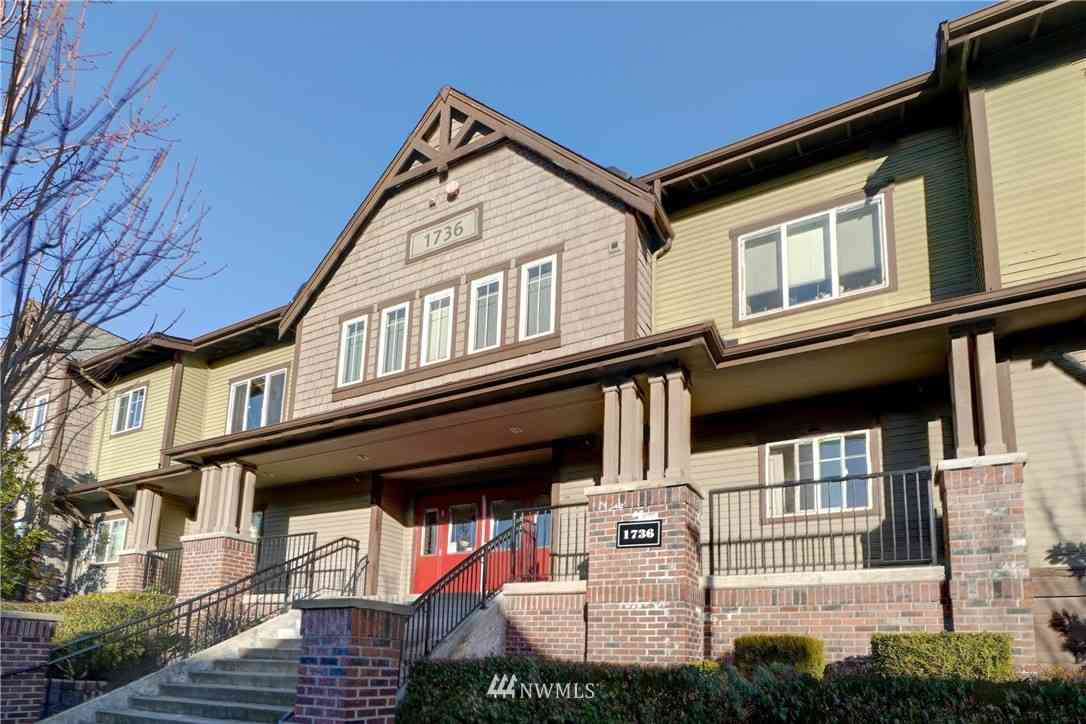 1736 10th Avenue NE #C104, Issaquah, WA, 98029,