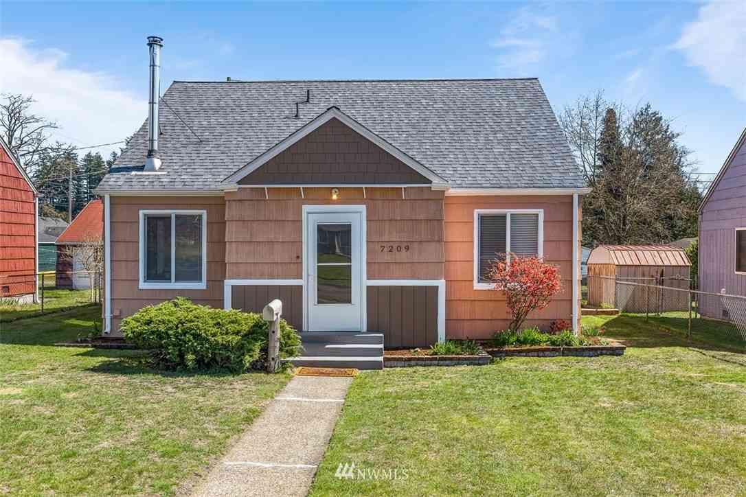 7209 S Fife Street, Tacoma, WA, 98409,