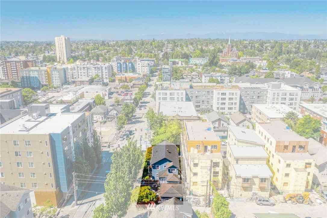 5000 15th Avenue NE, Seattle, WA, 98105,