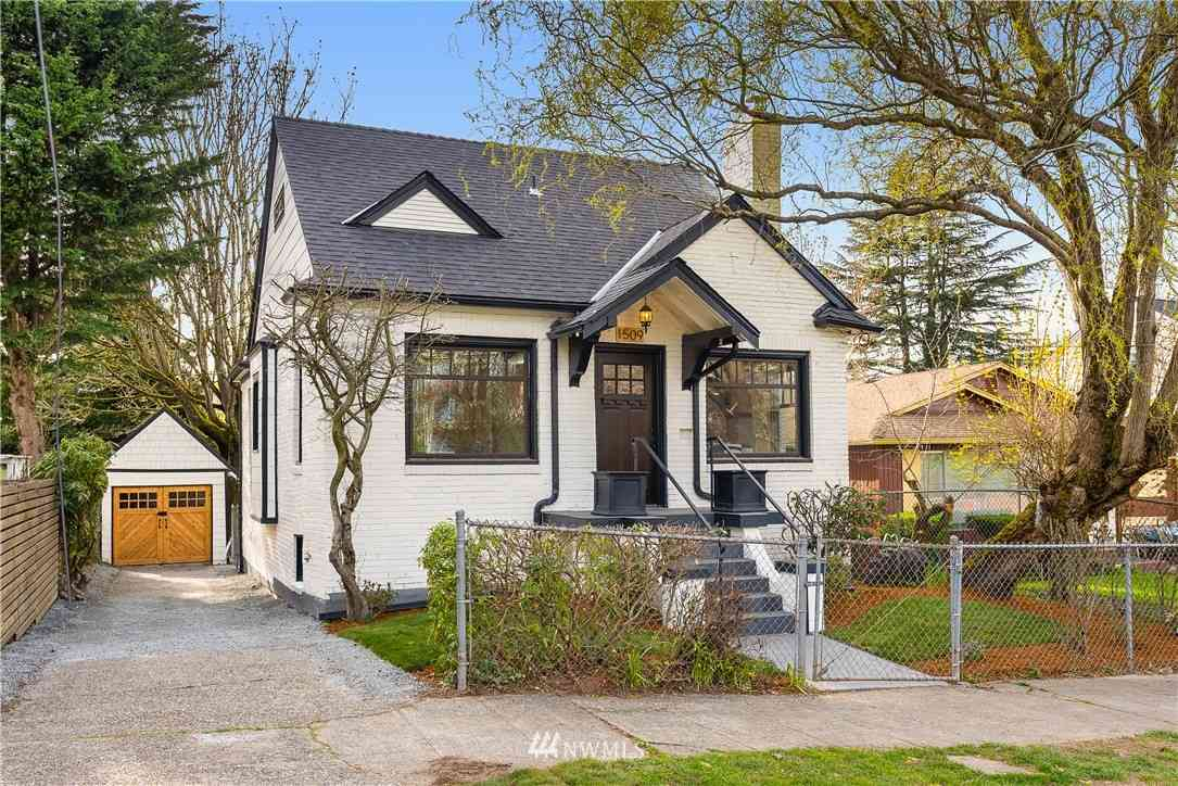 1509 29th Avenue, Seattle, WA, 98122,