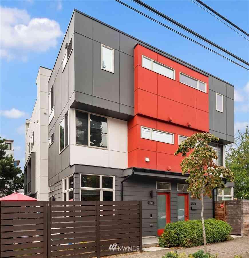 5917 20th Avenue NW, Seattle, WA, 98107,