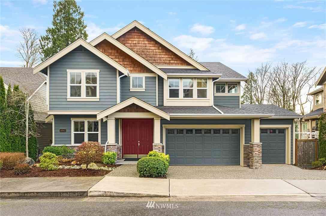 10563 155th Avenue NE, Redmond, WA, 98052,