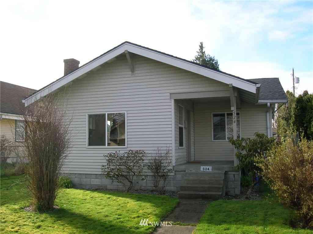 524 S 49th Street, Tacoma, WA, 98408,