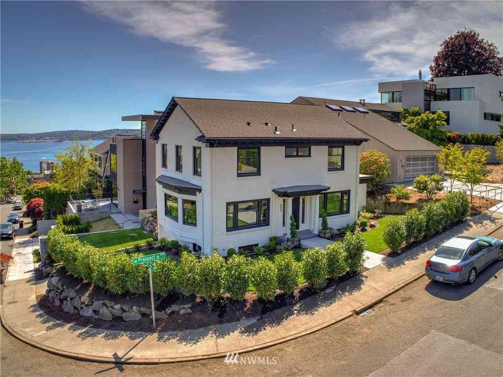 503 W Prospect Street, Seattle, WA, 98119,