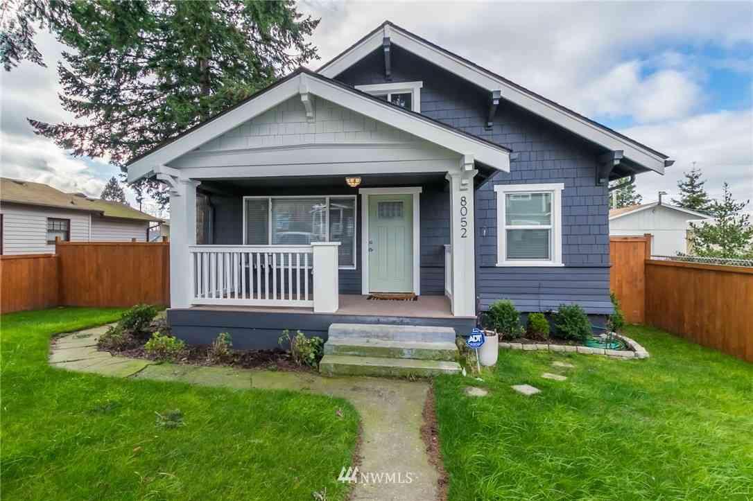 8052 S Thompson Avenue, Tacoma, WA, 98408,