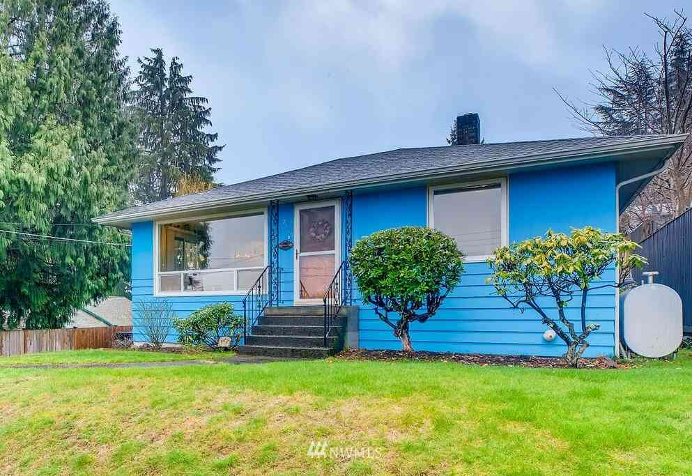 7609 S 113th Street, Seattle, WA, 98178,