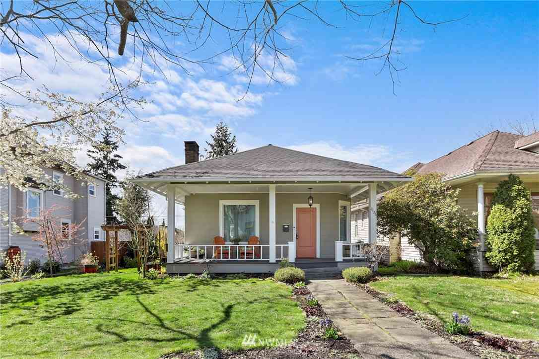 2426 Baker Avenue, Everett, WA, 98201,