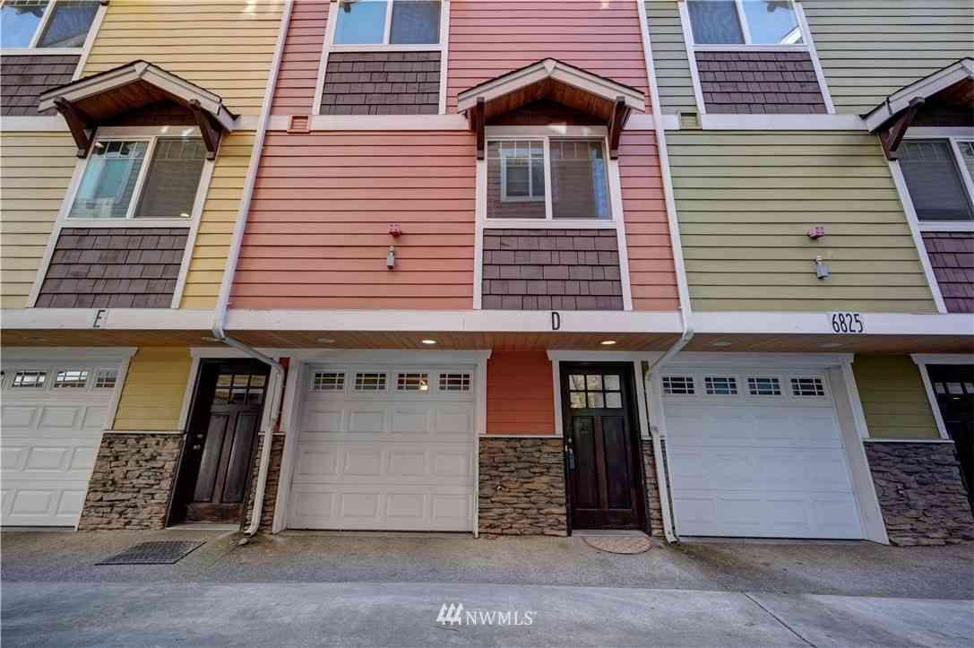 6825 Weedin Place NE #D, Seattle, WA, 98115,