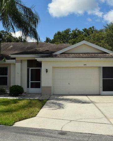 840 MCCALLISTER AVENUE #840 Sun City Center, FL, 33573