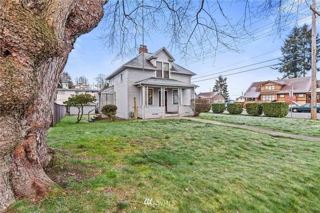 3302 Hoyt Avenue, Everett, WA, 98201,