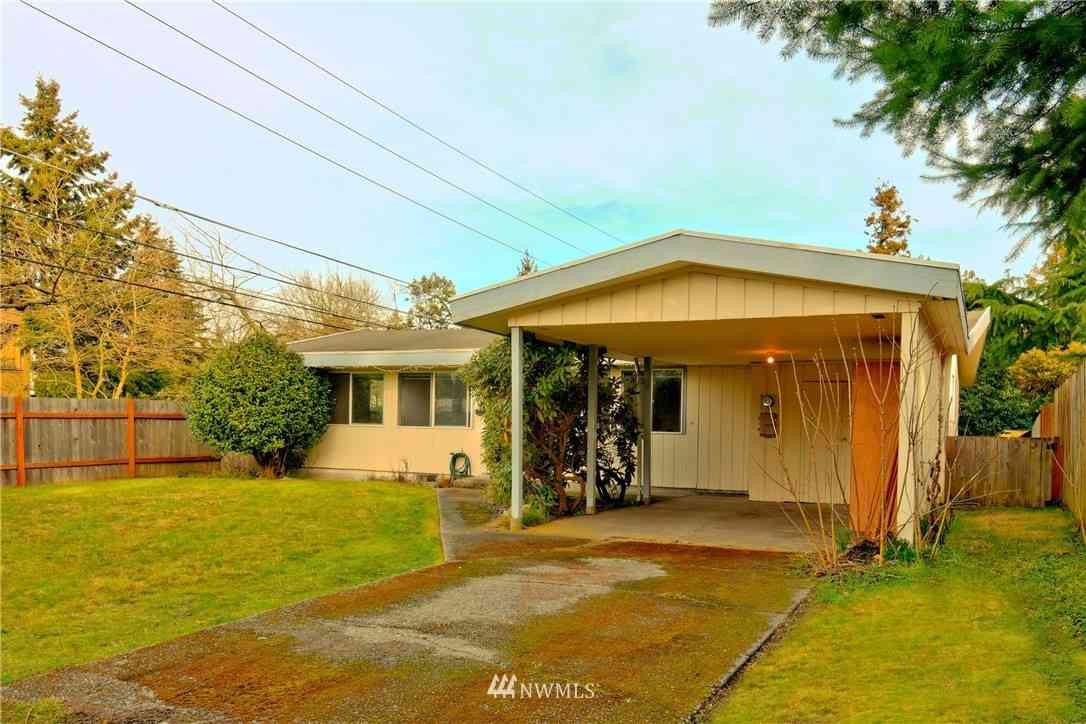 18358 Stone Avenue N, Shoreline, WA, 98133,