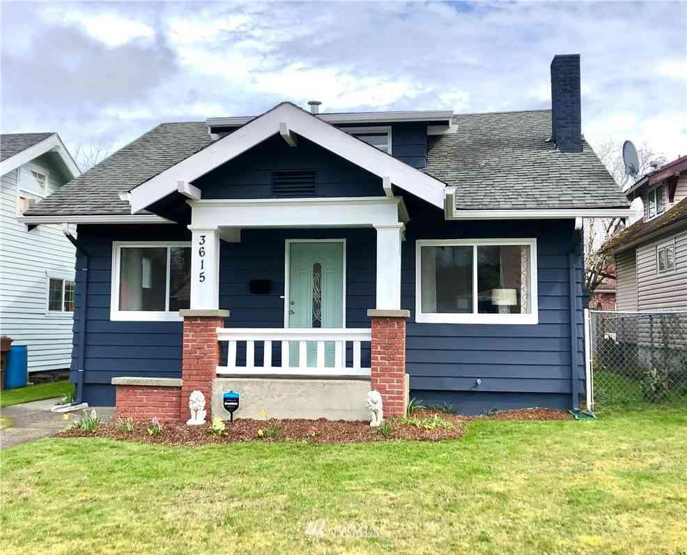 3615 S L Street, Tacoma, WA, 98418,