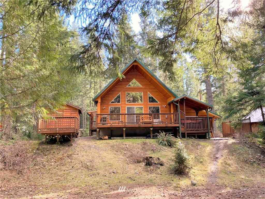 198 Timberline Drive, Packwood, WA, 98361,