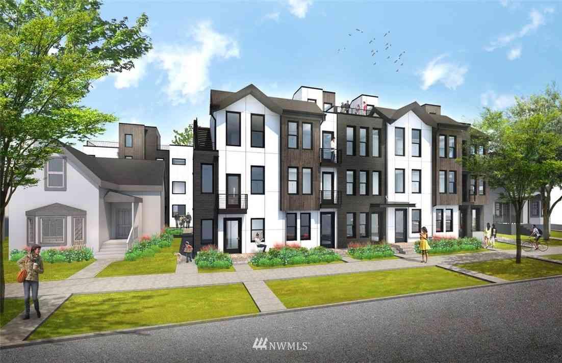 2012 NW 60th Street #C, Seattle, WA, 98107,