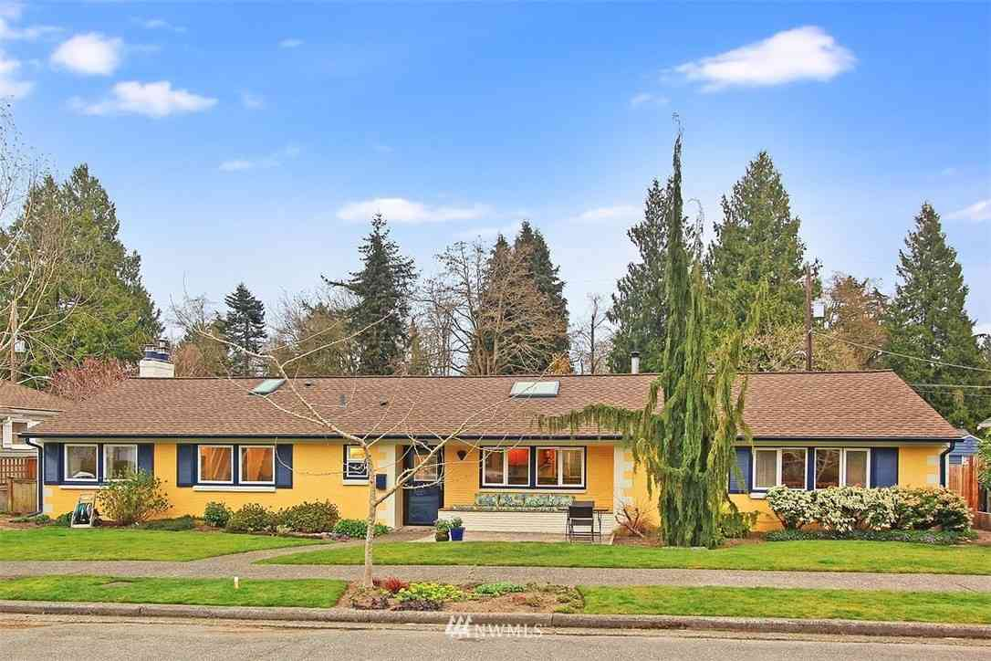 8044 43rd Avenue NE, Seattle, WA, 98115,
