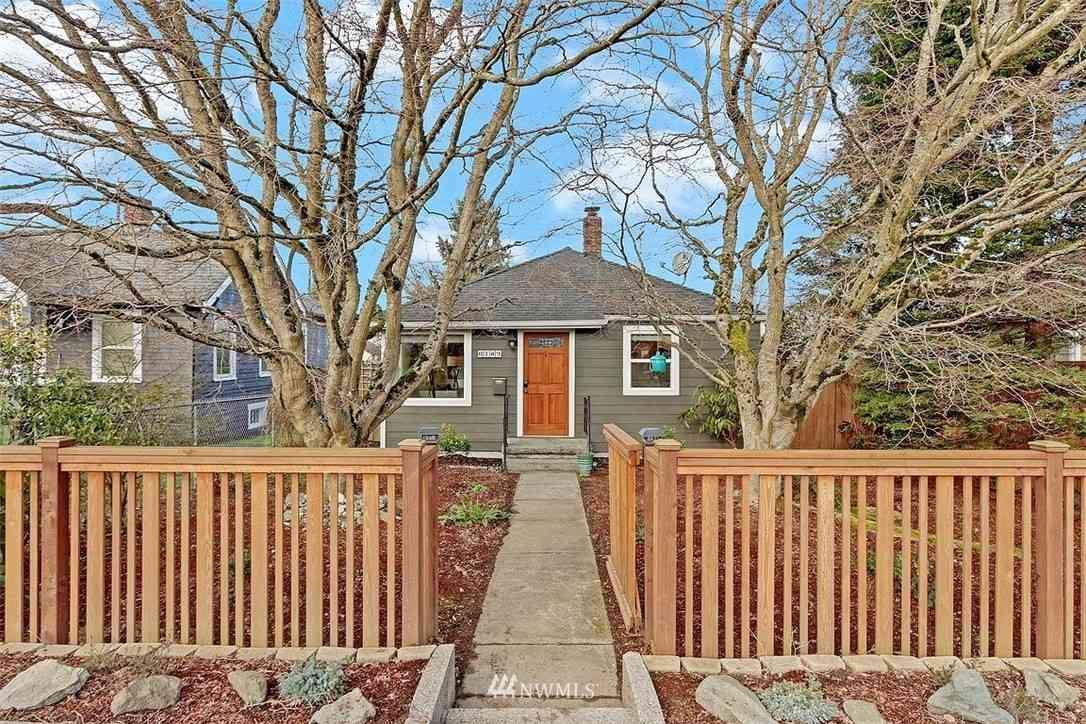 8149 17th Avenue SW, Seattle, WA, 98106,