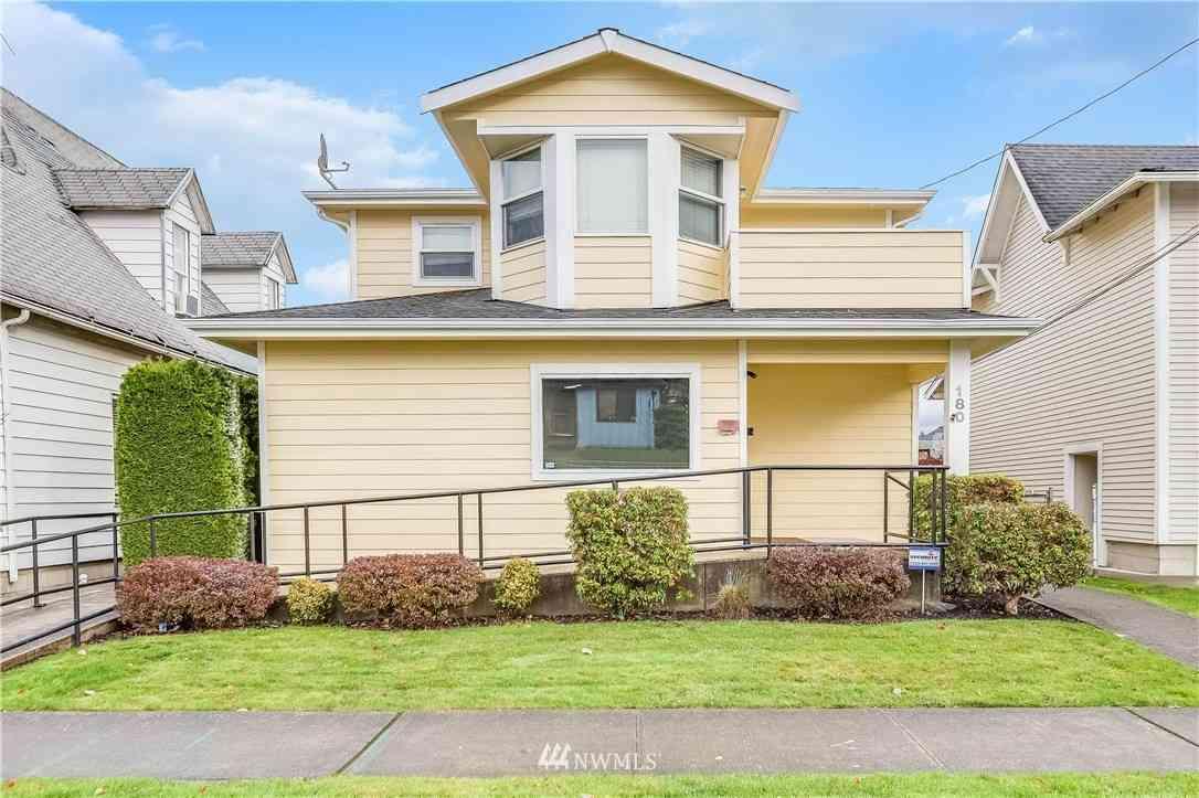 180 Cedar Street, Buckley, WA, 98321,