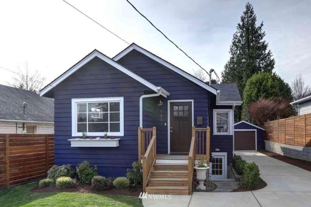 8023 27th Avenue NW, Seattle, WA, 98117,
