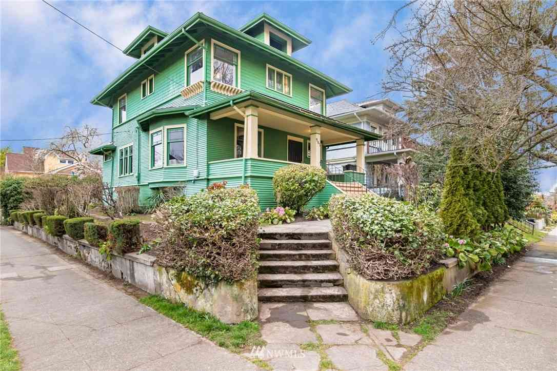 903 33rd Avenue, Seattle, WA, 98122,